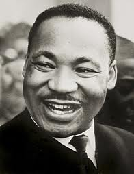Reflections on the 50th Anniversary of the War on Poverty and observed the 85th birthday of Dr. Martin Luther King Jr.