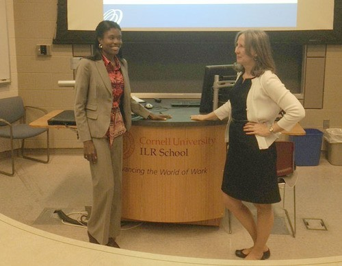 Cornell HR Students Get Schooled on Triple Bottom Line Practices